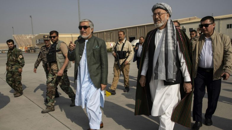 Afghanistan Presidential Election Results 2019: Abdullah Abdullah Claims Victory Over President Ashraf Ghani Ahead of Official Results