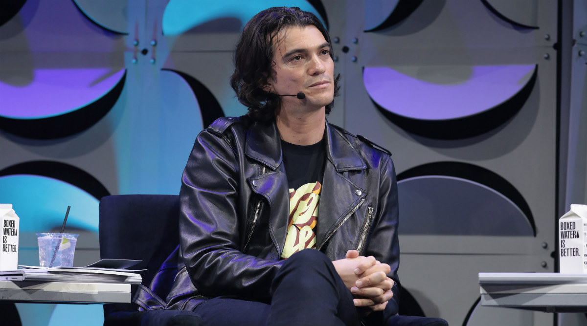 WeWork CEO Adam Neumann to Step Down Amid Financial Loss, Pressure from Shareholders