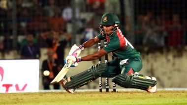 Afif Hossain's Quick-Fire Fifty Clinches Victory for Bangladesh Against Zimbabwe in T20I Match, Twitterati Term the Young Cricketer As 'Future Star'