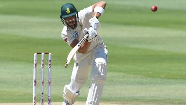 Aiden Markram Ruled Out of India vs South Africa 3rd Test 2019 Due to a Wrist Injury