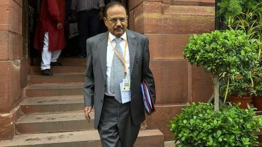 Pakistan Likely to Crackdown on Terror Groups Operating From its Soil, Under Biggest Pressure From FATF: NSA Ajit Doval