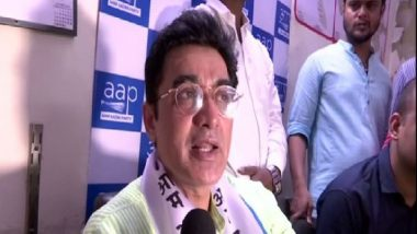 AAP Appoints Former Jharkhand Congress President Ajoy Kumar as Its National Spokesperson