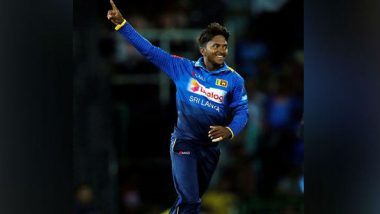 ICC Bans Sri Lankan Spinner Akila Dananjaya from Bowling for 12 Months