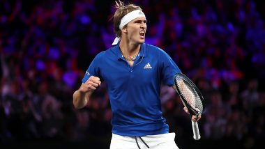 Laver Cup 2019: Alexander Zverev Shines in the Decider As Team Europe Lifts the Title for Third Successive Time