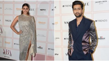 Vogue Beauty Awards 2019 Winners' List: Alia Bhatt Bags Beauty of the Decade Honour, Vicky Kaushal Takes Home Man of the Year Trophy