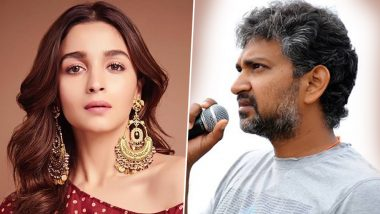 When Alia Bhatt Told Baahubali Director SS Rajamouli That She Wants to Work with Him, Here's What Happened Next