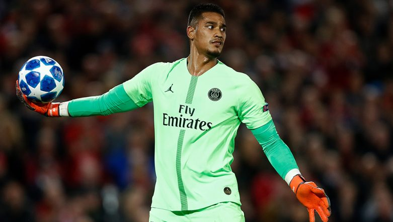 Football Transfer News: Real Madrid Signs Goal-Keeper Alphonse Areola on a Loan Deal From PSG
