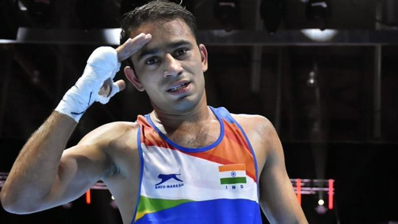 Amit Panghal Settles for Silver Medal at AIBA World Boxing Championships 2019: List of Achievements by Indian Boxer in His Career So Far