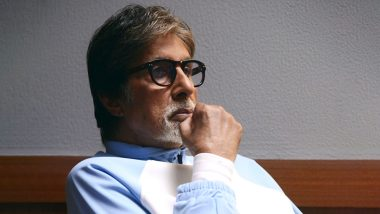 Amitabh Bachchan Posts a Video After Testing Positive For Covid-19;Salutes Doctors In This Special Message!
