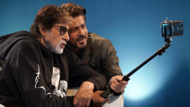What is Selfie Called in Hindi? Amitabh Bachchan Simplifies The Original Hindi Term (Check Tweet)