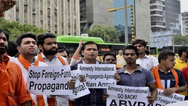 Amnesty International India Issued Show Cause Notice by ED For Alleged FEMA Violation
