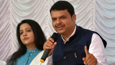 Maharashtra CM's Wife Amruta Fadnavis Calls PM Narendra Modi 'Father of Country' to Wish Him Happy Birthday, Twitterati Responds With Fact-Check