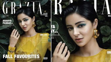 Ananya Pandey Sizzles in Yellow on Cover of Grazia's September Issue! YOU CANNOT MISS THIS (View Pic)
