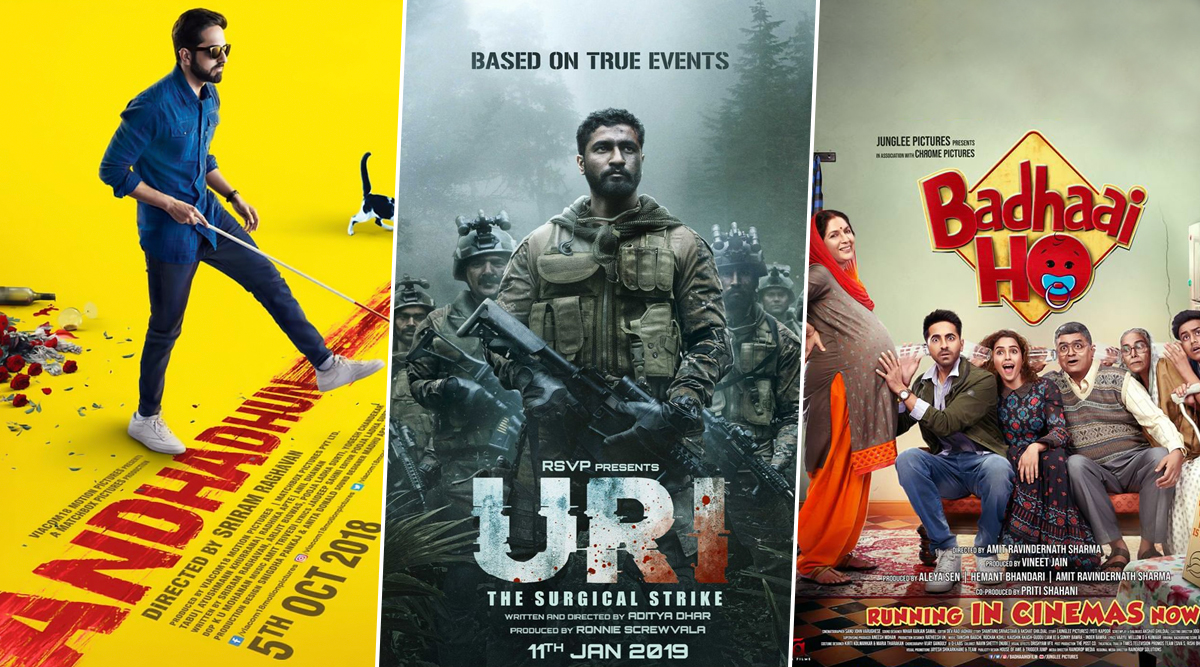 Oscars 2020 - Article 15, Andhadhun, Badhaai Ho, Uri: The Surgical Strike and Other Hindi Films in the Race to Become India's Official Entry