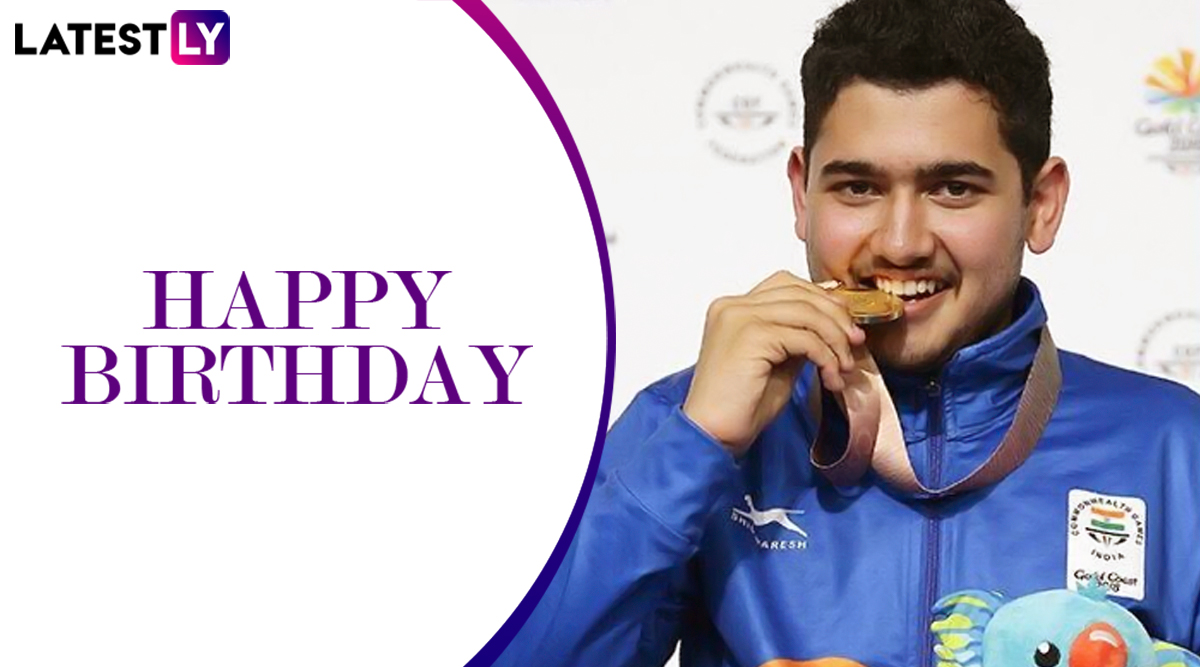 Anish Bhanwala Birthday Special: A Look at All the Achievements of Young Indian Shooter As He Turns 17