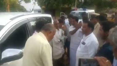 Karnataka Dalit MP A Narayanaswamy Denied Entry in Golla Village, BJP Leader Says 'Untouchability Is Reality'
