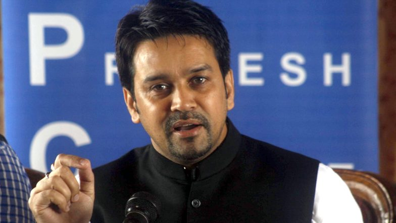 Anurag Thakur Announces New Cricket and Sports Academy in Leh
