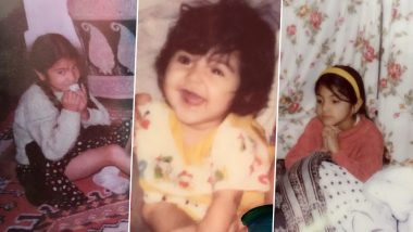 Anushka Sharma is on a Spree of Posting her Cute Childhood Pics and We Aren't Complaining