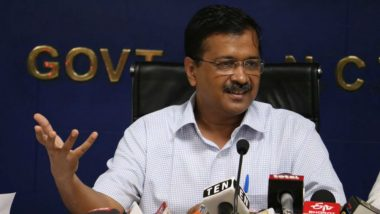 Manoj Tiwari Will Have to Leave Delhi If NRC Is Implemented, Says Arvind Kejriwal; Watch Video