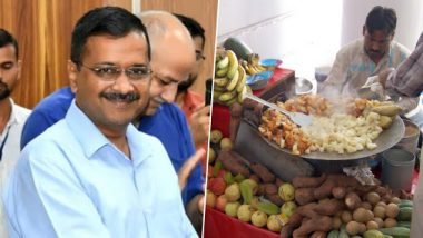 Arvind Kejriwal Notifies Street Vending Act in Delhi Ahead of Assembly Elections 2020