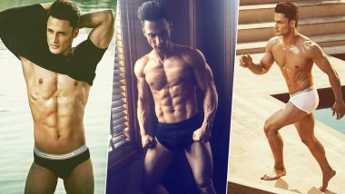 Asim Riaz in Bigg Boss 13: Check Out Hot Pictures of BB13 Contestant on Salman Khan's Reality TV Show