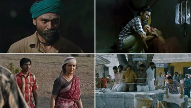 Asuran Trailer: Dhanush and Vetrimaaran's Gritty Film Looks Like a Treat for Action Fans (Watch Video)