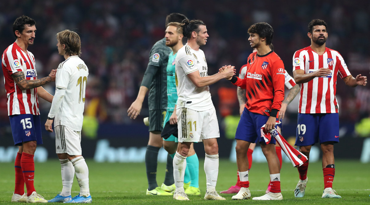 Atletico vs Real Madrid, La Liga 2019 Result: Unsettled Los Blancos Hold-Off City Rivals in Tight Derby to Grab Top Spot