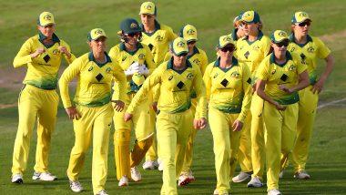 Cricket Australia Announces Women Squad for Home Series Against Sri Lanka