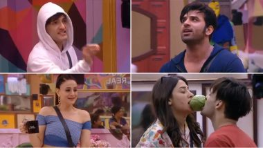 Bigg Boss 13 Day 1 Highlights: Ameesha Patel Gives A Black Heart to Asim Riaz!