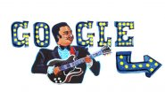 BB King's 94th Birthday Google Doodle: Search Engine Pays Tribute to Legendary American Singer With Animated Video