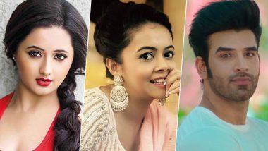Bigg Boss 13: Watch Rashami Desai, Devoleena Bhattacharjee and Paras Chhabra's Entry Act Before They Get Locked Inside Salman Khan's Show