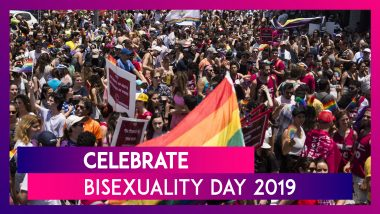 Celebrate Bisexuality Day 2019 Date: Know All About The Bi Visibility Day