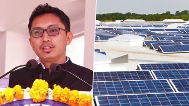 Ladakh: Jamyang Tsering Namgyal Seeks Job Reservation for Locals in Narendra Modi's Rs 50,000 Crore Solar Energy Project