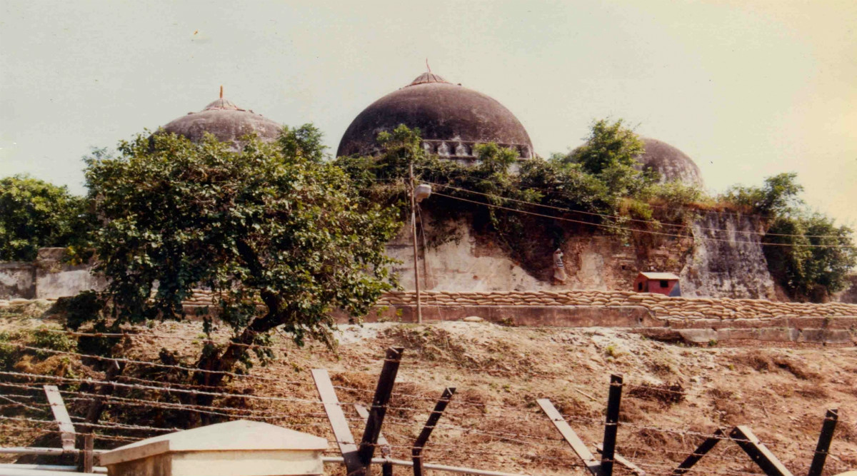 Ayodhya: Security Beefed Up for 27th Babri Masjid Razing Day on December 6