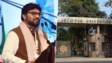 West Bengal: Babul Supriyo Heckled at Jadavpur University by Students, Barred From Participating in Freshers' Event