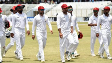Live Cricket Streaming of Bangladesh vs Afghanistan One-Off Test Match Day 3 on Star Sports and BTV Official: Watch Free Telecast and Live Score of BAN vs AFG Cricket Clash on TV and Online