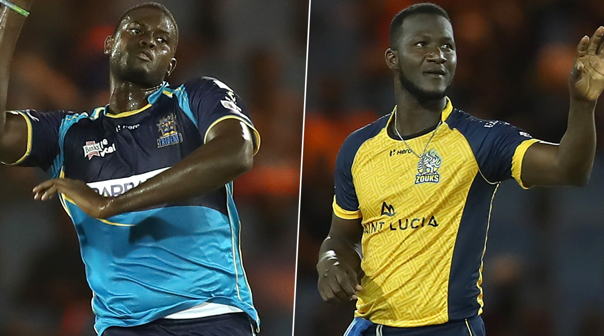 Barbados Tridents vs St Kitts and Nevis Patriots, CPL 2019 Match LIVE Cricket Streaming on Star Sports and Hotstar: Live Score, Watch Free Telecast on TV & Online