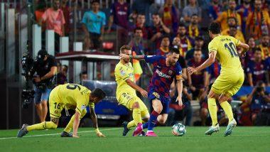 Lionel Messi Injured as Barcelona Register 2-1 Victory Over Villarreal in La Liga 2019 Match