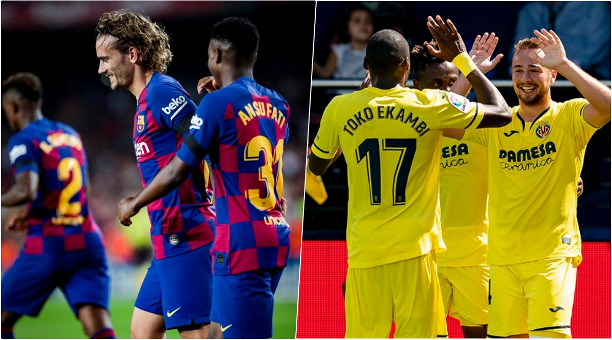 barcelona vs villarreal - photo #35