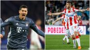 Bayern Munich vs Crvena Zvezda, UEFA Champions League Live Streaming Online: Where to Watch CL 2019–20 Group Stage Match Live Telecast on TV & Free Football Score Updates in Indian Time?