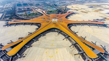 Beijing Daxing International Airport Now Open; China's Glitzy New Starfish Airport Set to Take Off as Aviation Hub