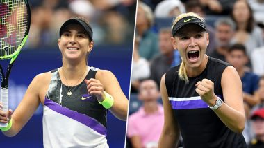 Belinda Bencic vs Donna Vekic, US Open 2019 Live Streaming & Match Time in IST: Get Telecast & Free Online Stream Details of Quarter-Final Match in India
