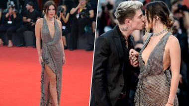 Yo or Hell No! Bella Thorne in Philosophy Di Lorenzo Serafini for the Venice Film Festival