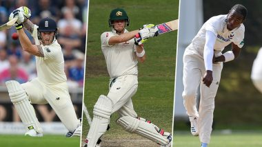 Ashes 2019 4th Test, Key Players: Ben Stokes, Steve Smith, Jofra Archer & Other Cricketers to Watch Out For in England vs Australia Match at Old Trafford Cricket Ground