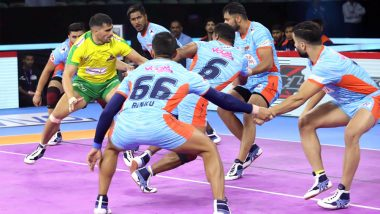 PKL 2019 Today's Kabaddi Matches: September 1 Schedule