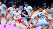 PKL 2019 Today's Kabaddi Matches: September 22 Schedule, Start Time, Live Streaming, Scores and Team Details in VIVO Pro Kabaddi League 7