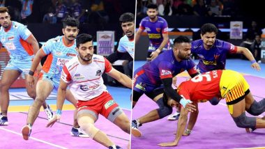 Bengal Warriors Vs Dabang Delhi PKL 2019 Match Free Live Streaming and Telecast Details: Watch KOL vs DEL, VIVO Pro Kabaddi League Season 7 Clash Online on Hotstar and Star Sports