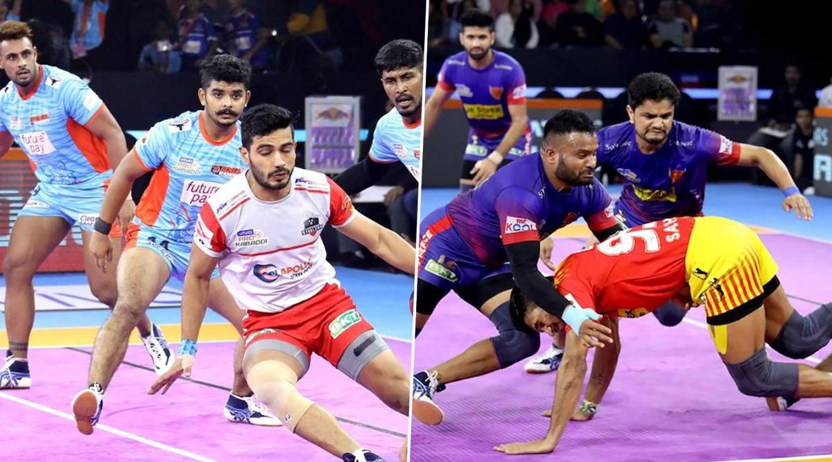 Bengal Warriors Vs Dabang Delhi PKL 2019 Match Free Live Streaming and Telecast Details: Watch KOL vs DEL, VIVO Pro Kabaddi League Season 7 Clash Online on Hotstar and Star Sports