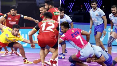 Bengaluru Bulls Vs Tamil Thalaivas PKL 2019 Match Free Live Streaming and Telecast Details: Watch BEN vs TAM, VIVO Pro Kabaddi League Season 7 Clash Online on Hotstar and Star Sports
