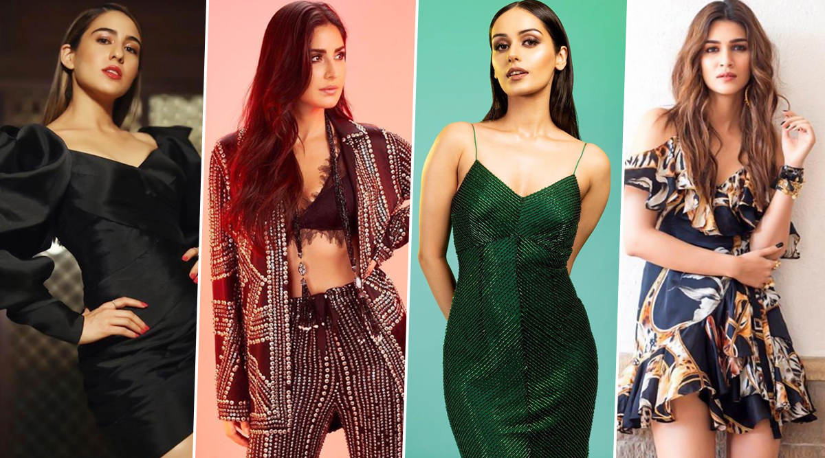 Best and Worst Dressed Over the Weekend: Manushi Chhillar Dominates the GQ Men of the Year Awards and Katrina Kaif Makes a Fashion Boo Boo!